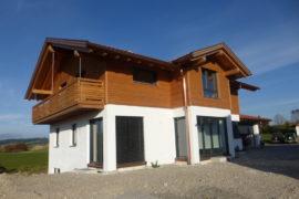 Gemauertes Haus in Bad Bayersoien