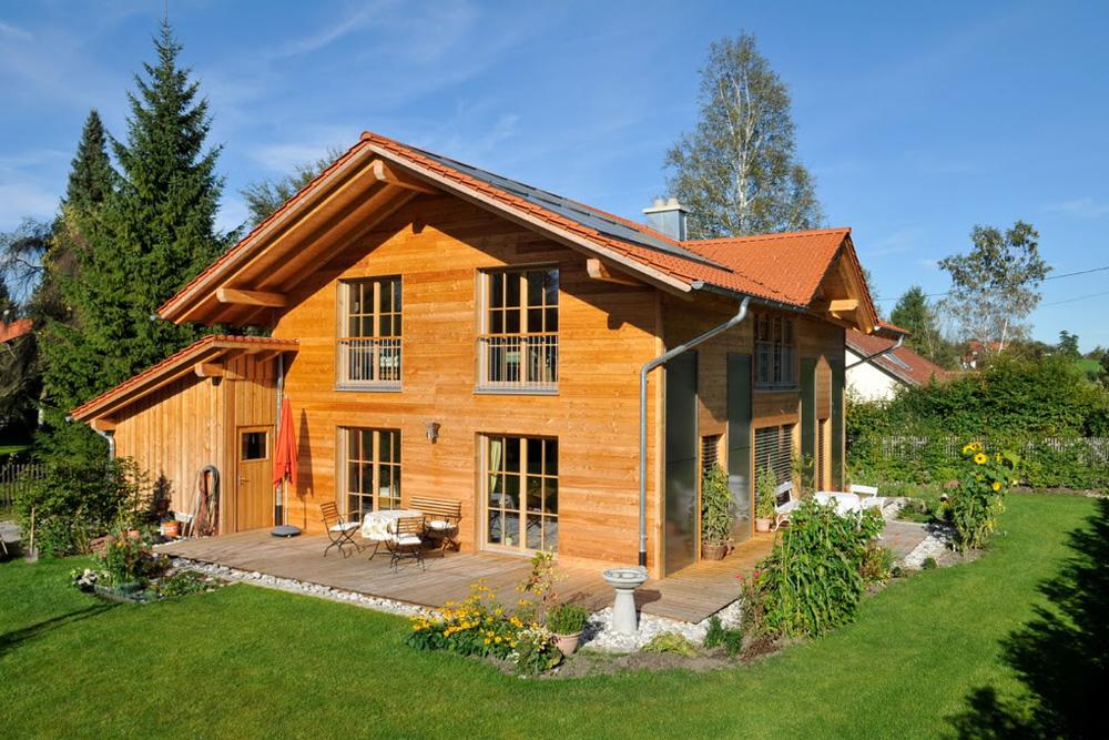 Thoma Holz100 Massivholzhäuser - Johann Buchner GmbH