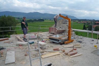 Umbau und Sanierung