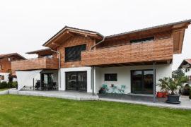 Holz100 Dreifamilienhaus in Trauchgau