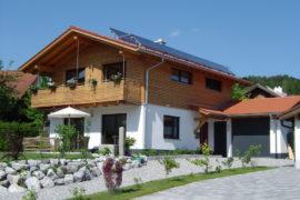 Holz100 Haus in Pähl