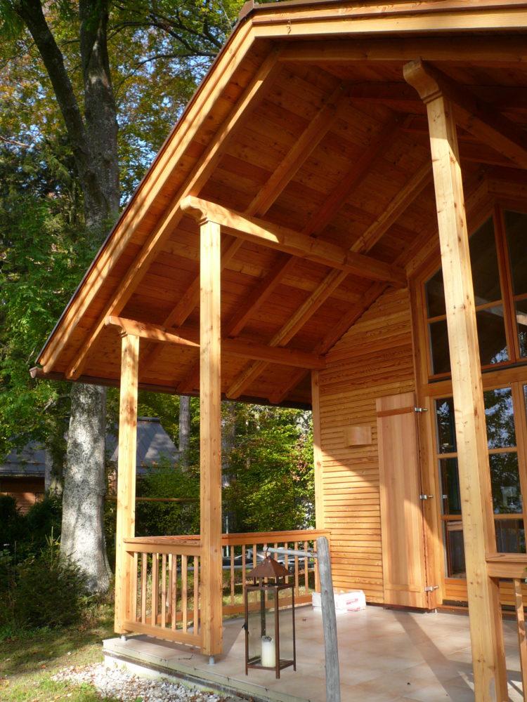 Holz100 Ferienhaus am Starnberger See - Johann Buchner GmbH
